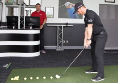 One Hour Golf Lesson with P.G.A. Professional Mike Donald