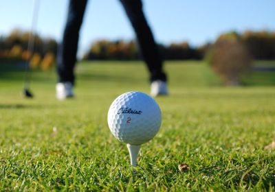 Golf Course Voucher with P.G.A. Professional Mike Donald